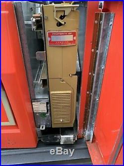 Vintage Sielaff Coca Cola Coke Working Vending Machine