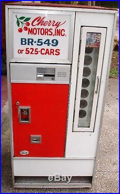 Vintage Soda Pop Bottle Vending Machine Royal Crown Cola