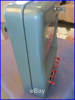 Vintage Stoner One Cent Penny Gum Vending Machine Restored Candy