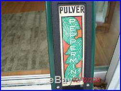 Vintage Tab Gum Pulver Gum Vending Machine