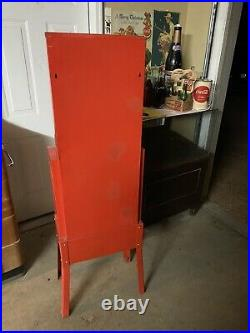 Vintage Toms Candy Snack Vending Machine Country Store Display