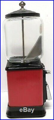 Vintage Topper Bubble Gum Machine