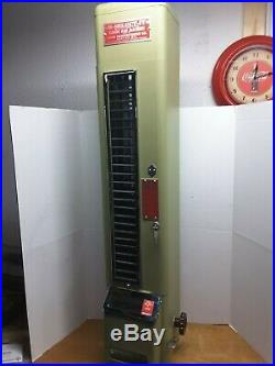 Vintage U Select It Candy Machine Round Top