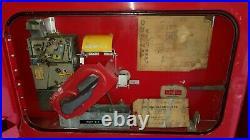 Vintage VMC 72 Coca Cola Machine Original Paint Gets Cold