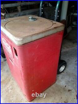 Vintage Vedo COCA-COLA Coke Vending Machine Parts Restoration