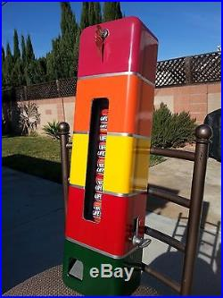 Vintage Vending Candy Coin-op (modified'60's tampon machine)