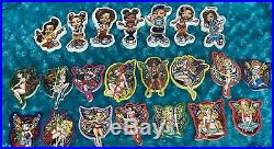 Vintage Vending Machine Dykom And Aztland Stickers Lot Of 646