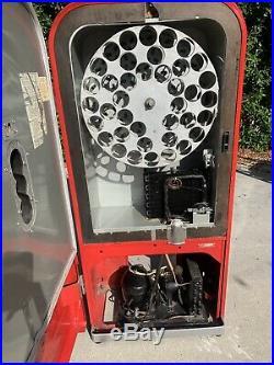 Vintage Vendo 39 Antique Coke Machine (1950)