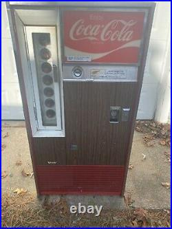 Vintage Vendo Coke Machine V63-7
