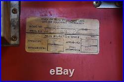 Vintage Vendor VR63C Coke Machine 1950's SOLD AS IS
