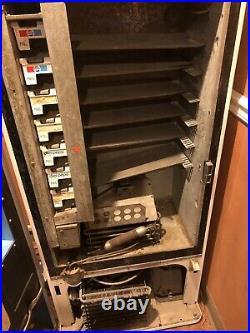 Vintage Vendorlator VFA 56B-C Pepsi Machine, Restored. Runs Great