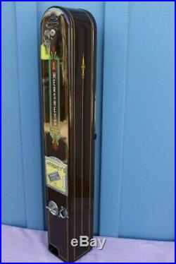 Vintage, Very Rare Hershey's Bar Vending Machine