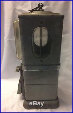 Vintage Victor Cent Penny Gum ball Vending Machine 1950s Original Restore/Parts