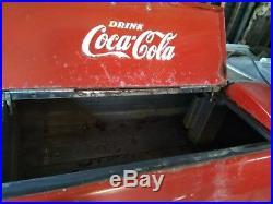 Vintage WE10 Coca Cola Double Sided Machine