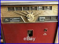 Vintage Westinghouse Coca-Cola COKE Vending Machine 1950s 1960s Soda Pop OLD