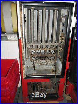 Vintage Westinghouse WC42T 5 cent Nickel Coke Coca Cola Vending Machine