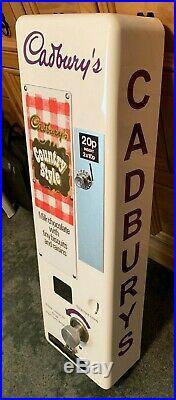 Vintage cadbury vending machine