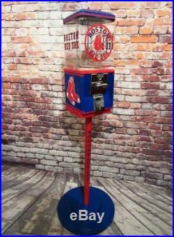 Vintage gumball machine glass custom order bar accessories gift man cave