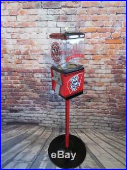 Vintage gumball machine glass get your own team bar accessories gift man cave