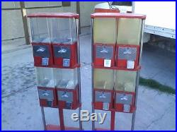 Vintage gumball machines (1961 -1963)