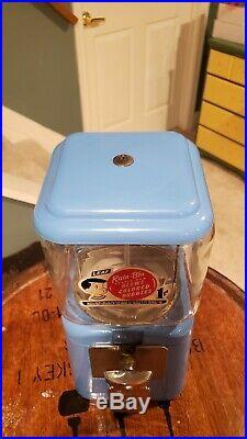 Vintage gumball vending machine