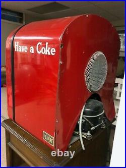 Vintage late 40's/early 50's Coca Cola Vending Machine Vendorlator