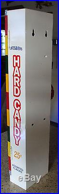 Vintage lifesavers vending machine diner arcade hard candy rolls