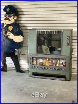 Vintage nickel candy machine for restoration