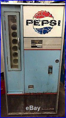 Vintage pepsi machine