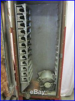Vtg Cavalier CS-96-A Coca Cola Coke Multi Bottle Vending Machine As Is WILL SHIP